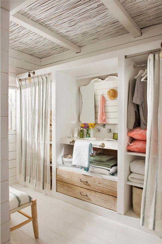 armoires en plâtre