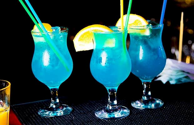 boissons d'anniversaire