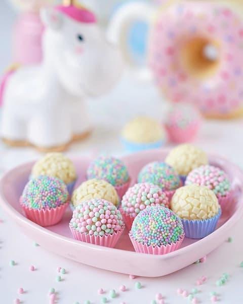 Bonbons pour les fêtes d'anniversaire