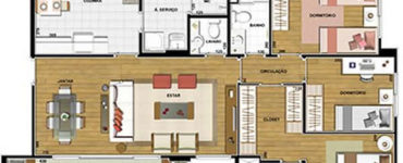 1585335744 443 Plans de maison avec placard 6 modeles