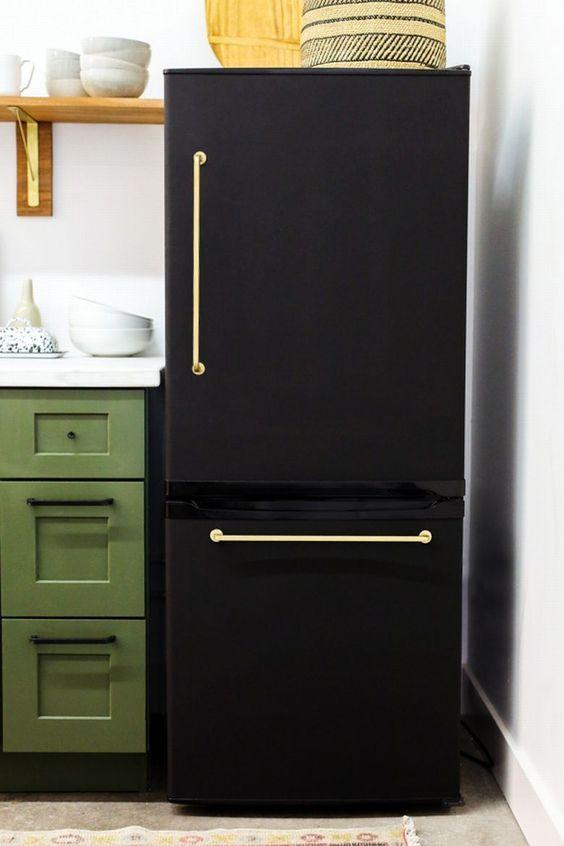 réfrigérateur vieillissant