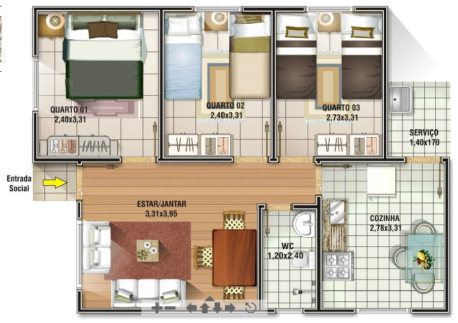 Petite maison 2