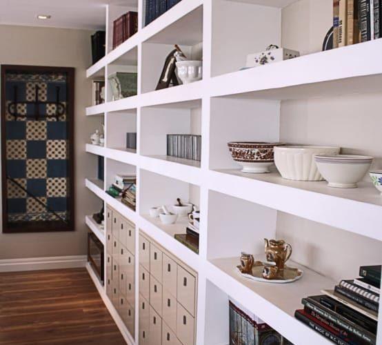 Cabinets en plâtre voir les avantages et les inconvénients