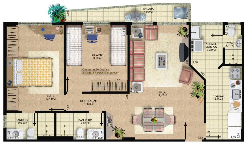 Maison contemporaine 5