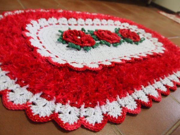 Bec de crochet pour tapis
