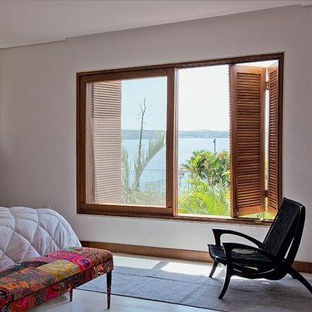 Modèles de fenêtres en bois
