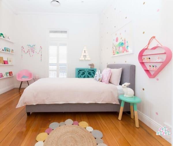 tapis de chambre moderne pour enfants