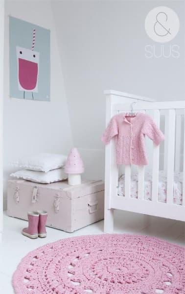 tapis à cordes quatrième enfant fille
