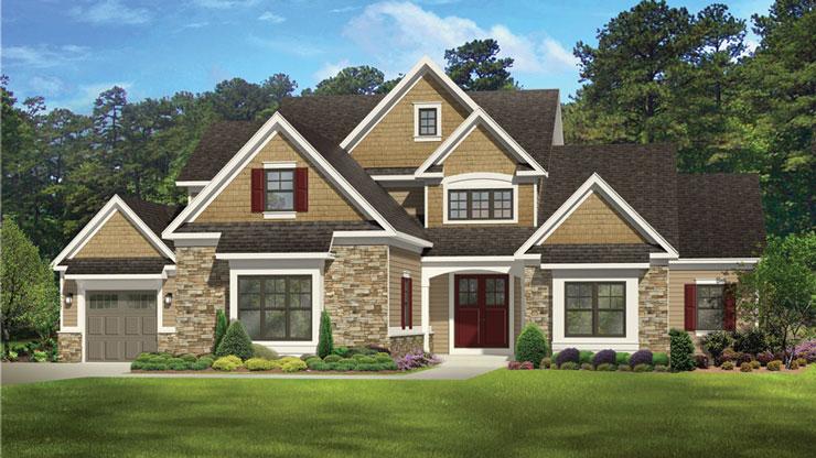 Modèles de maisons américaines