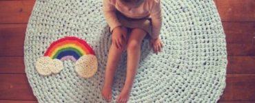 String Mat Crochet 50 Photos et Modèles pas à