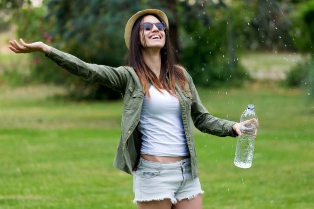 comment réutiliser l'eau de pluie