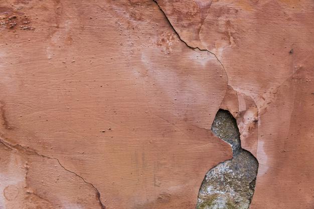 comment réparer un mur en l'épluchant