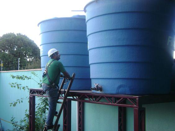 comment installer le soupir du réservoir d'eau