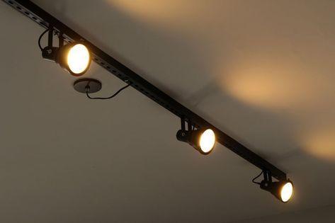 luminaires de style industriel
