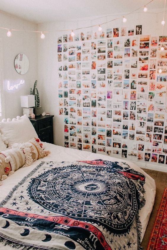 décoration de la salle de tumblr