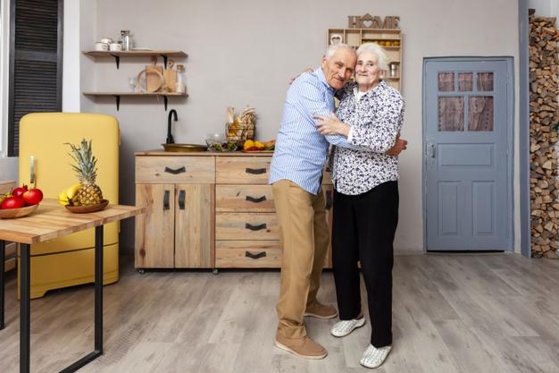 accessibilité pour les personnes âgées à domicile