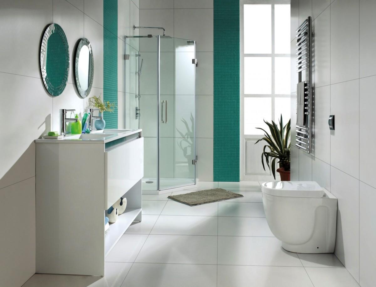 intérieur-blanc-moderne-ikea-salle-de-bain-idées-qui-a-blanc-céramique-carrelage-mur-peut-être-décor-avec-armoire-blanche-à l'intérieur-faire-il-semble-agréable-sur- le-sol-granit-blanc-moderne-1200x916
