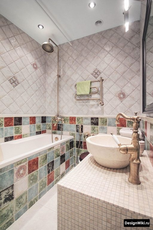 Belle salle de bain de style #classique