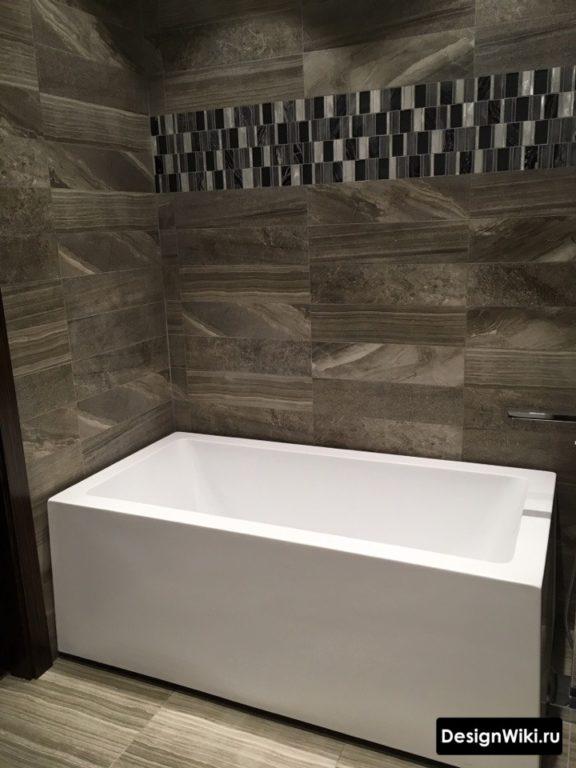 Choisir des carreaux de salle de bain mats