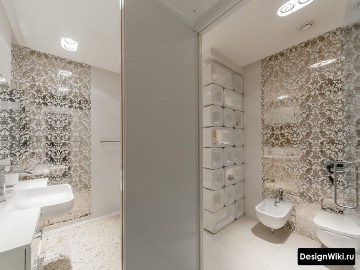 Choisir les meilleurs carreaux de miroir de salle de bain classiques