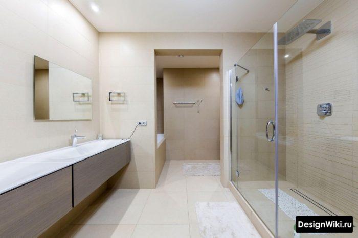 Quel bord devriez-vous choisir pour la salle de bain