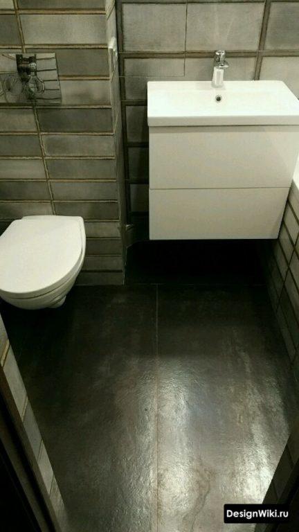 Choisir le grès cérame pour le sol de votre salle de bain
