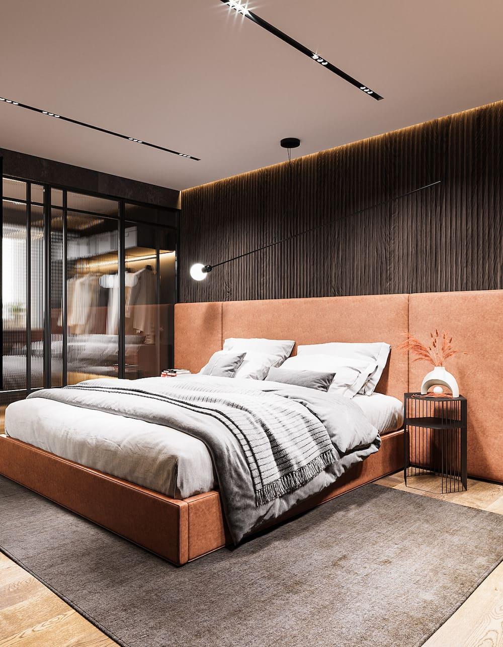 photo intérieure de chambre à la mode 12