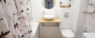 Как легко улучшить ванную без ремонта?
