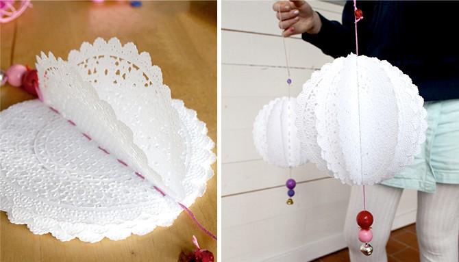 Boules de volume de serviettes