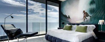 Фотообои в интерьере спальни – отличное дизайнерское решение