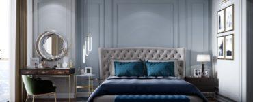 Style moderne a linterieur de la chambre recommandations de conception