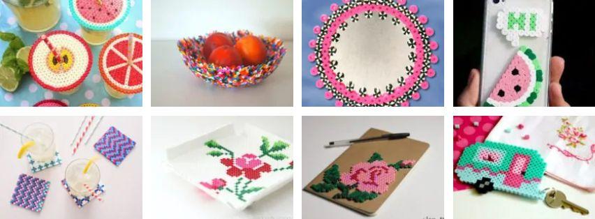 Idées de perles Perler 10 idées uniques de perles Perler pour les artisans créatifs