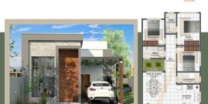 10 plans de maison de plain pied avec 3 chambres