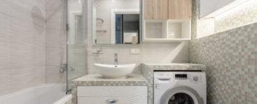 Как оформить ванную комнату в светлых тонах?