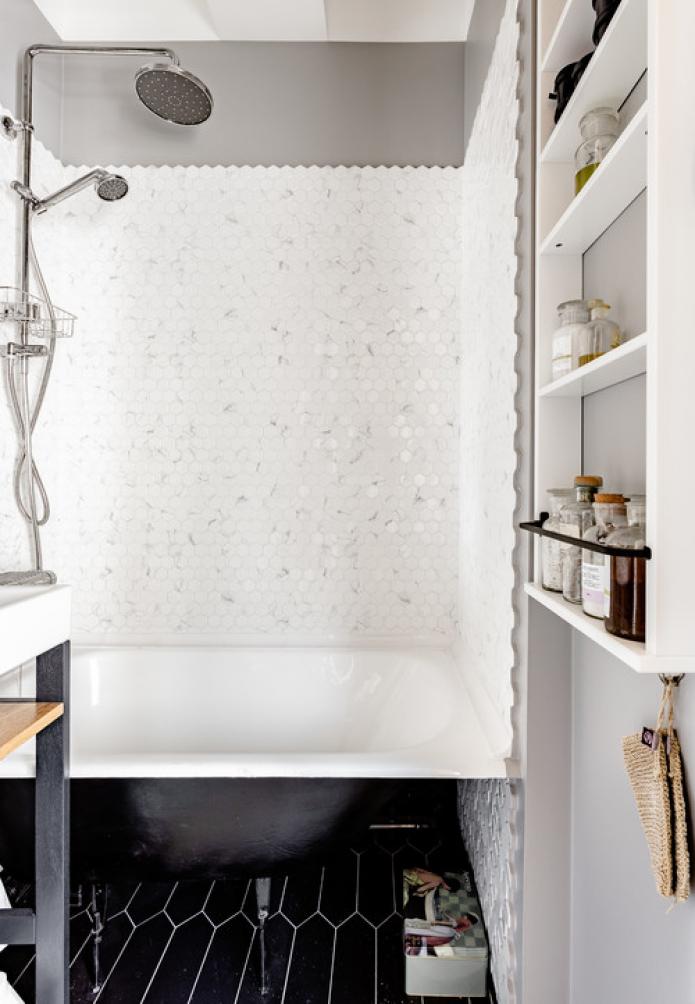petite vasque de salle de bain