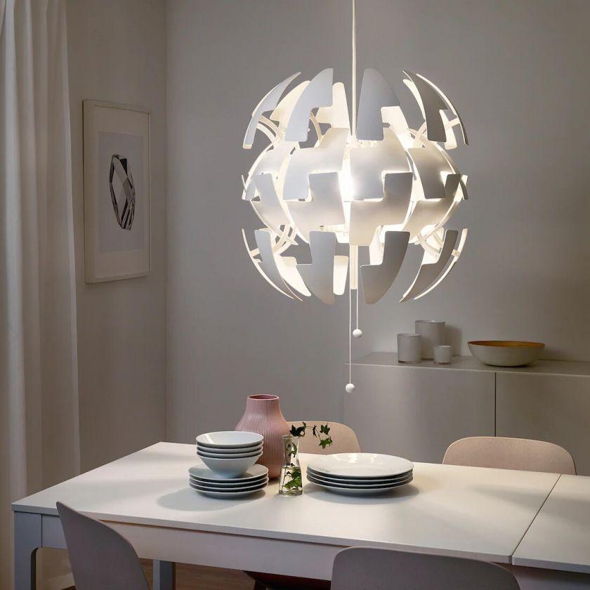 Lampe Ikea pour photo de cuisine