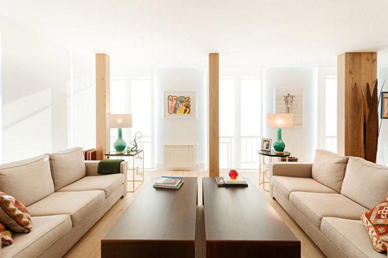 Design de salon 2021 - Balance froide