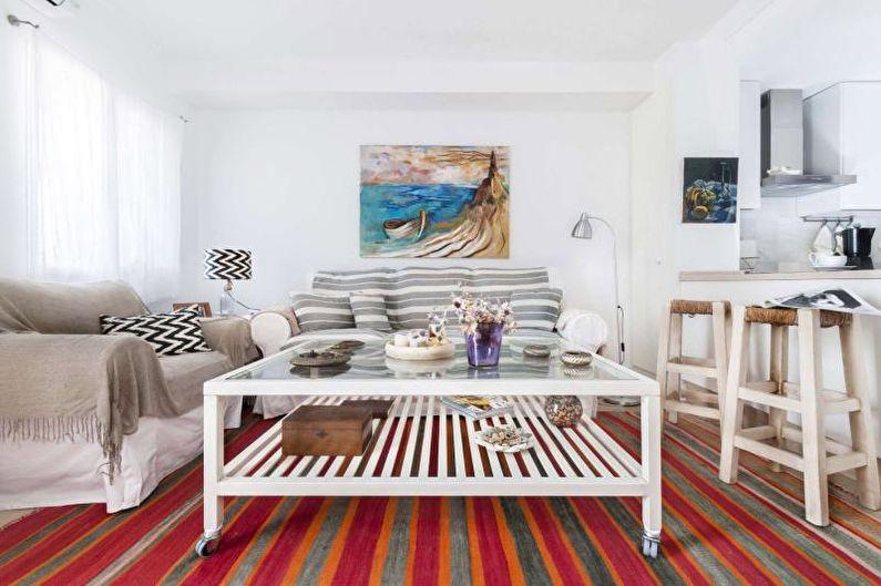 Salon Design 2021 - Palette chaleureuse