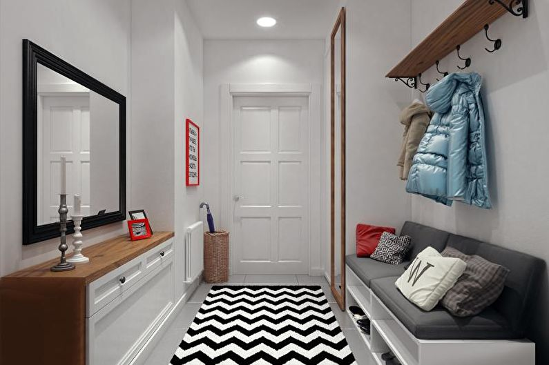 Hallway Design 2021 - Caractéristiques