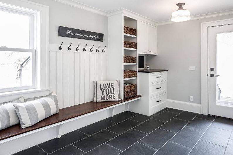 Hallway Design 2021 - Fini de plancher