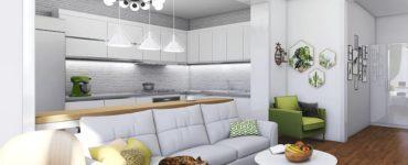 1615935774 Conception dun appartement dune piece idees interessantes pour organiser
