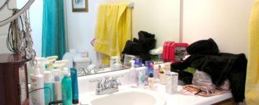7 вещей, которые делают ванную грязной