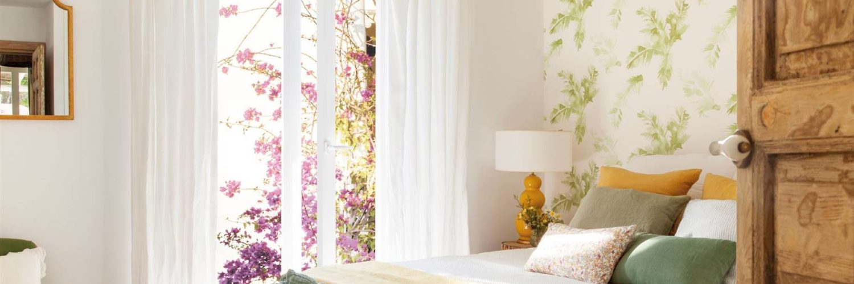 1616604352 Chambres de printemps qui vous donneront la sensation dun jardin