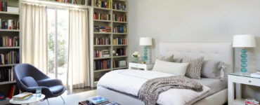 Donny-Osmond-Home-Lanchester-Eastern-King-Storage-Bed-with-Solid-Mahogany-Wood-by-HomeClick How to declutter your bedroom and make it look great