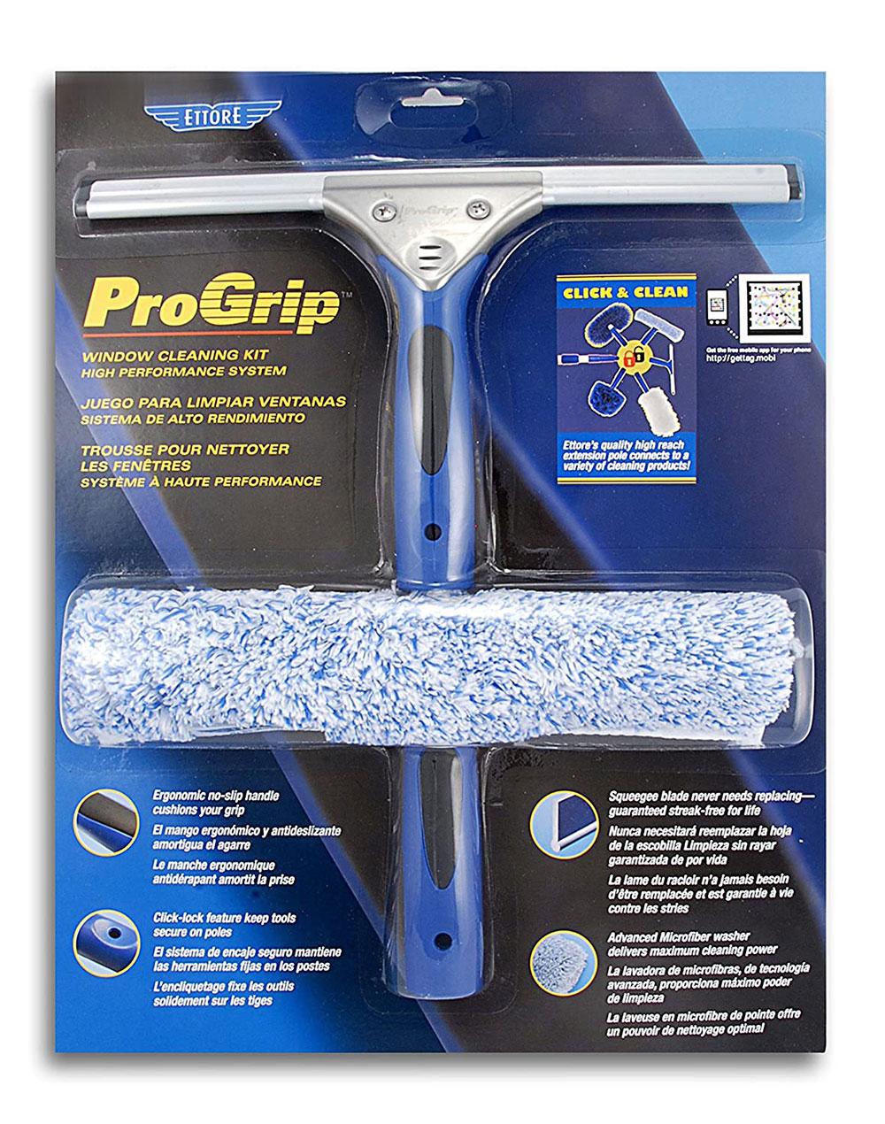 Ettore-65000-Professional-Window-Cleaning-Kit Les meilleurs outils de nettoyage de vitres à acheter pour un travail plus facile (réponse)