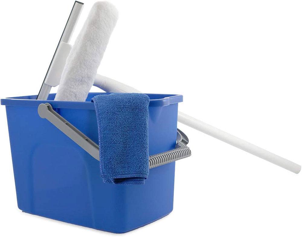 Unger-Window-Wash-Starter-Kit Les meilleurs outils de nettoyage de vitres à acheter pour un travail plus facile (réponse)