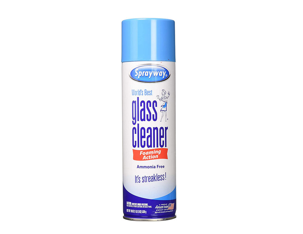 SprayWay-Glass-Cleaner Les meilleurs outils de nettoyage de vitres à acheter pour un travail plus facile (réponse)