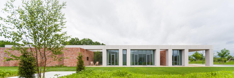E+E House by Ene+Ene Arhitectura in Romania