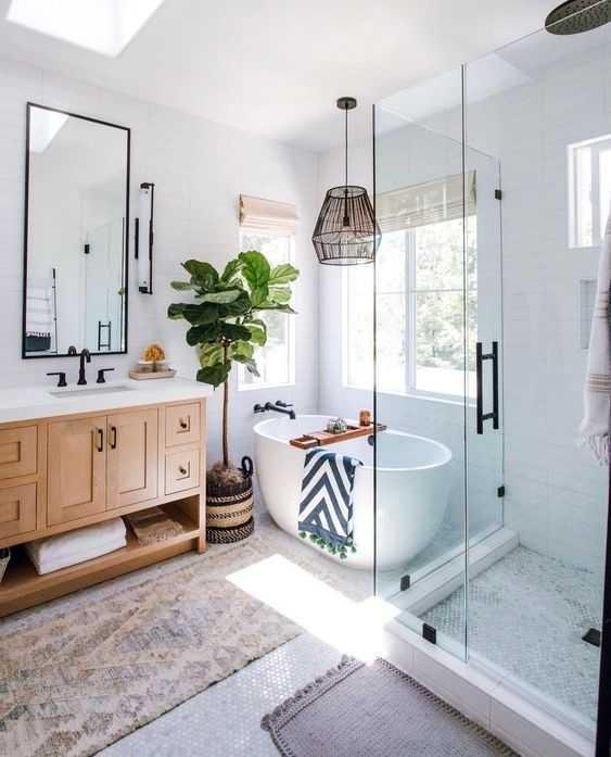 9 salles de bain les plus merveilleuses que vous verrez sur les réseaux sociaux