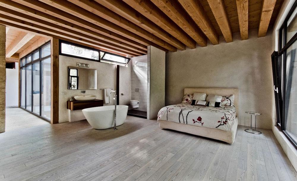Ecologia-House-by-WETSTYLE Combien coûte la construction d'une chambre principale et d'une salle de bain